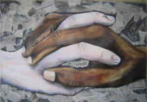 vrede handen